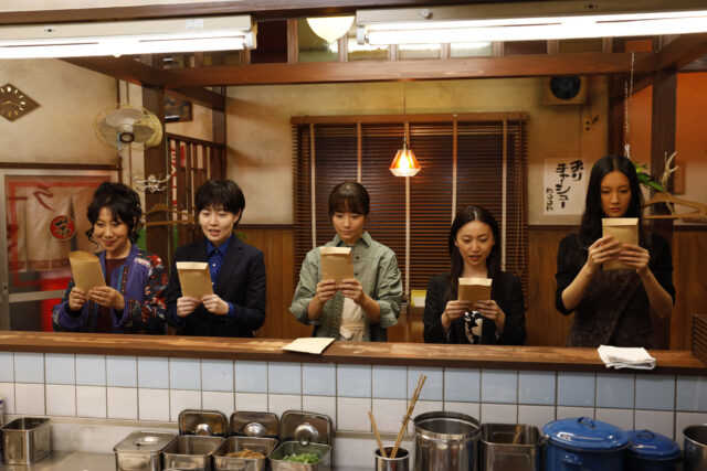 「七人の秘書」(C)テレビ朝日