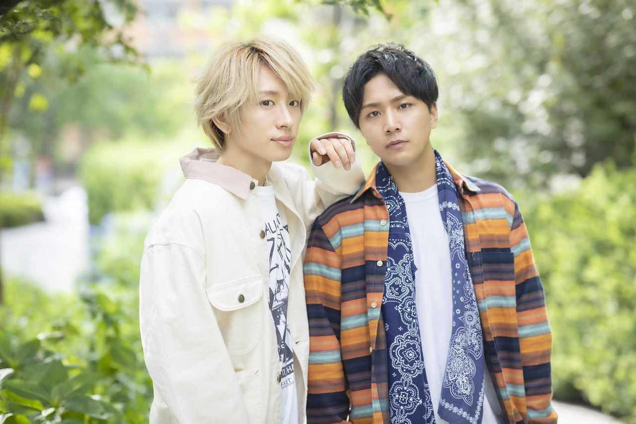 L→R SHOYA、KAZUKI