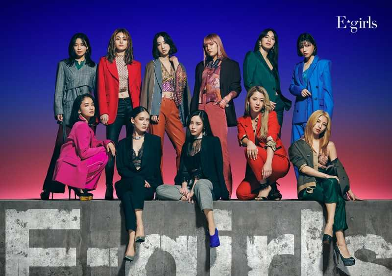 E-girlsアルバム『E-girls』