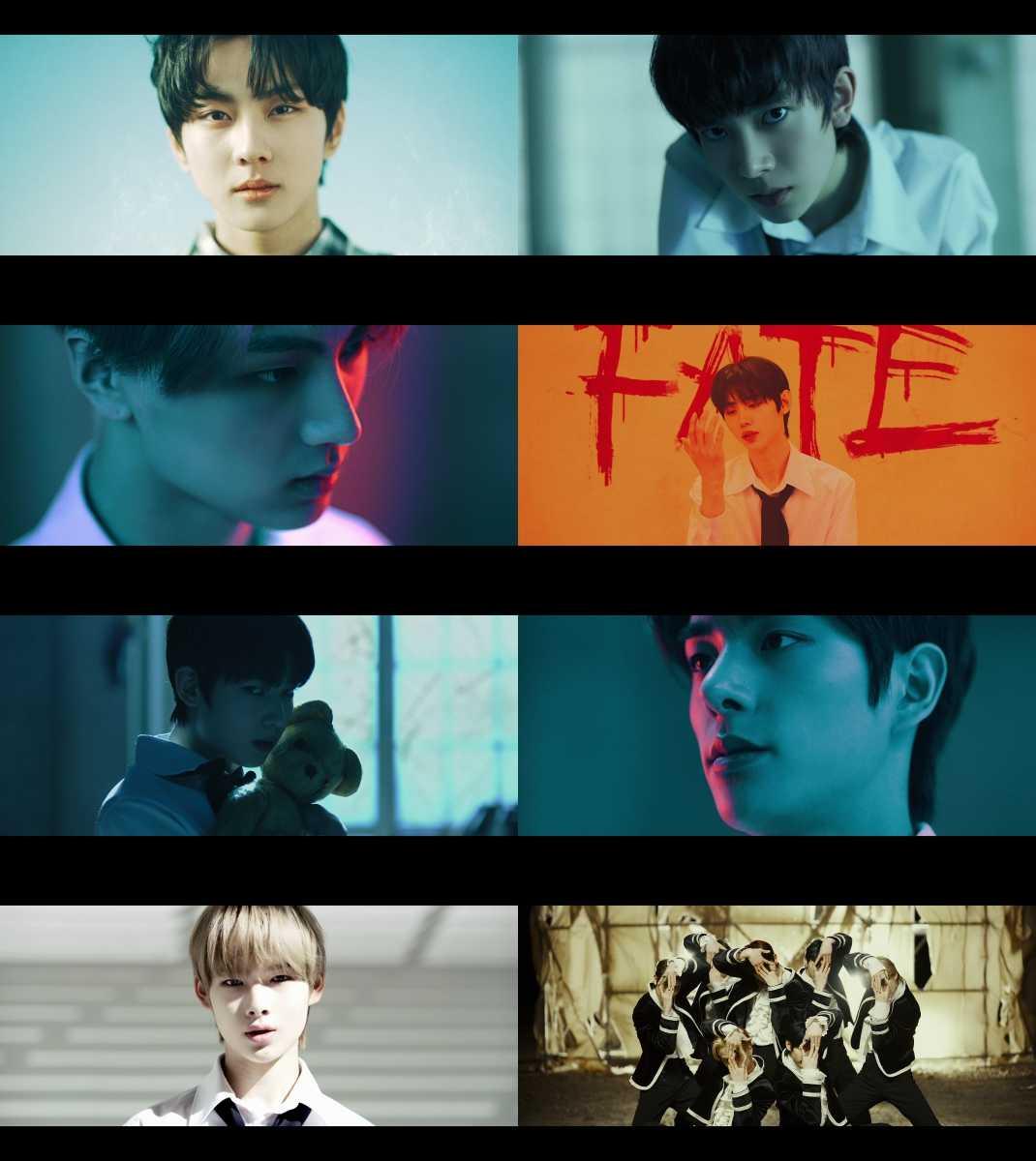 ENHYPEN、デビューリード曲「Given-Taken」MV公開!
