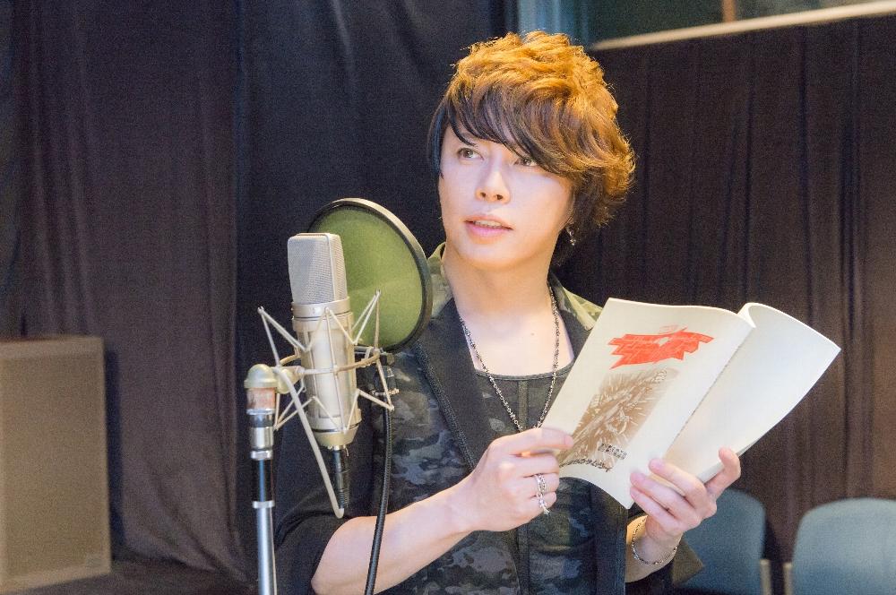 T.M.Revolution 西川貴教が声優として「ディスク・ウォーズ:アベンジャーズ」に出演