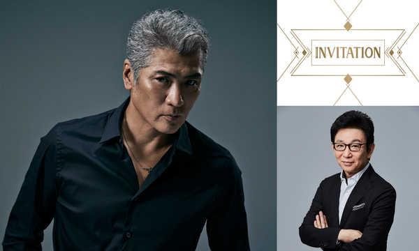 吉川晃司、WOWOW新番組『INVITATION』の第1回ゲストに登場! | OKMusic