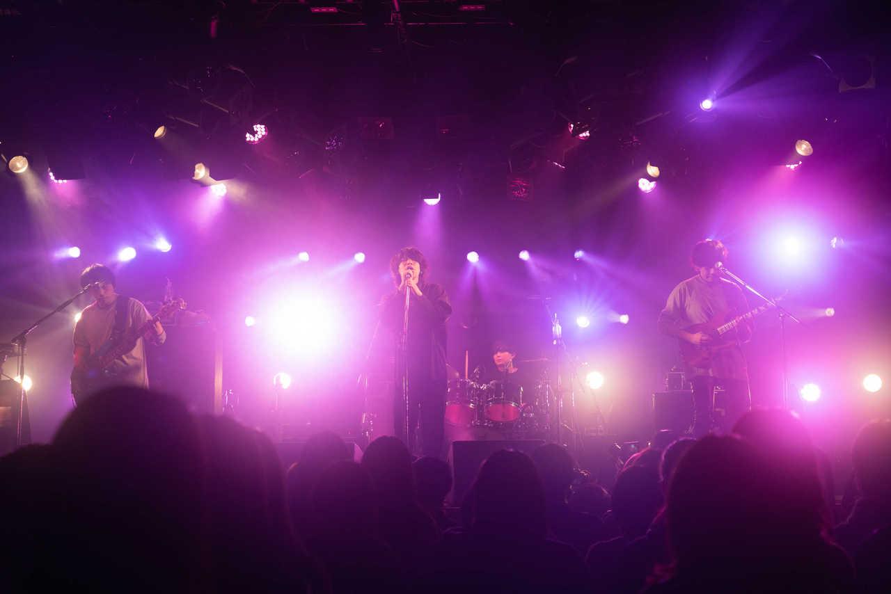 2020年12月9日 at 渋谷CLUB QUATTRO