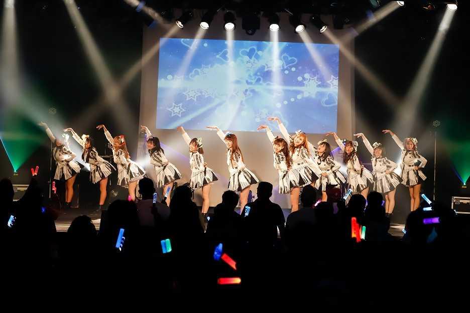 OS☆Uを支えた星野麻里愛・白戸遥 卒業公演 ライブレポート「私らしく笑顔で卒業を!」