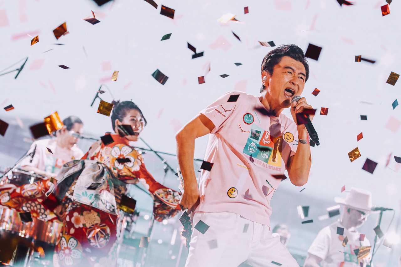 2020年12月31日 at 横浜アリーナ