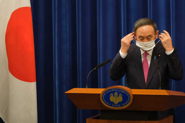 新型コロナの緊急事態宣言、来月7日まで1ヶ月間に・・・政府方針に悲観的な見方も