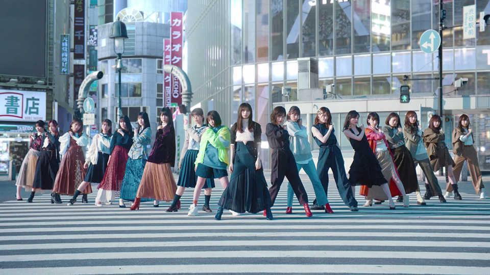 乃木坂46 ゲーム「荒野行動」とのコラボ曲「Wilderness world」のMVが遂に公開!