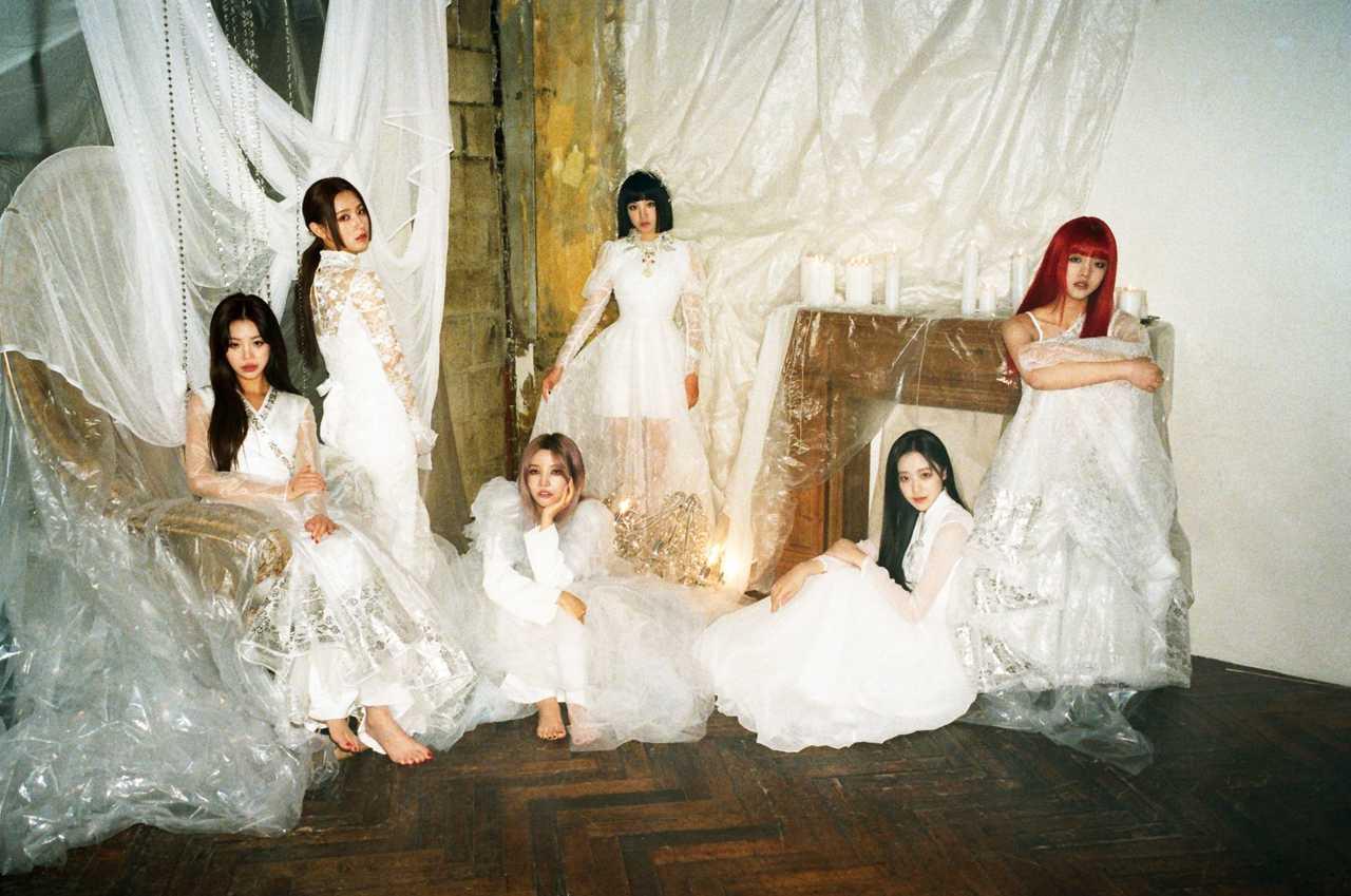 グローバルガールズグループ「(G)I-DLE」新曲「HWAA(火花)」MVが2,000万再生突破!
