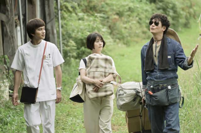 (左から)北村匠海、高畑充希、井浦新 (C)テレビ朝日