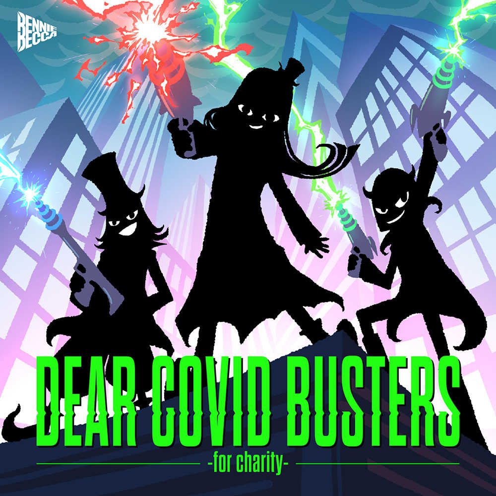 配信楽曲「DEAR COVID BUSTERS -for charity-」