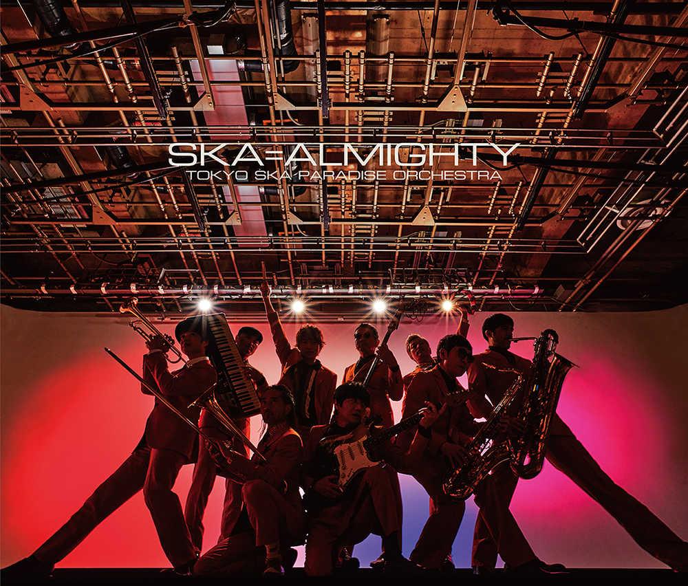 アルバム『SKA=ALMIGHTY』【CD+Blu-ray盤】