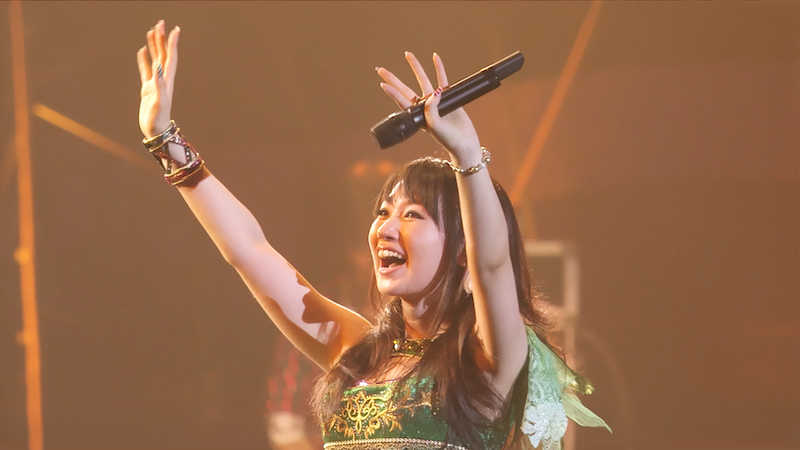「約束」(NANA MIZUKI LIVE CIRCUS 2013 愛媛県武道館)