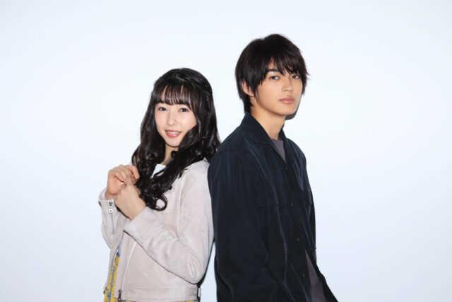 桜井日奈子(左)と神尾楓珠