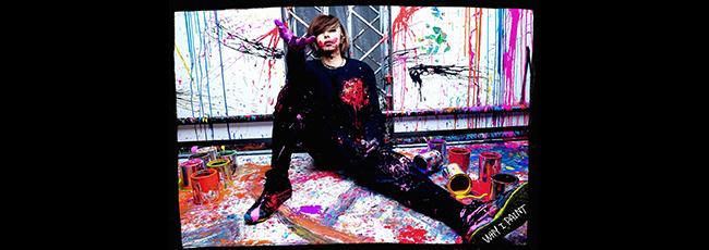 OLDCODEX Painter YORKE.『WHY I PAINT ~なぜボクがえをかくのか~』