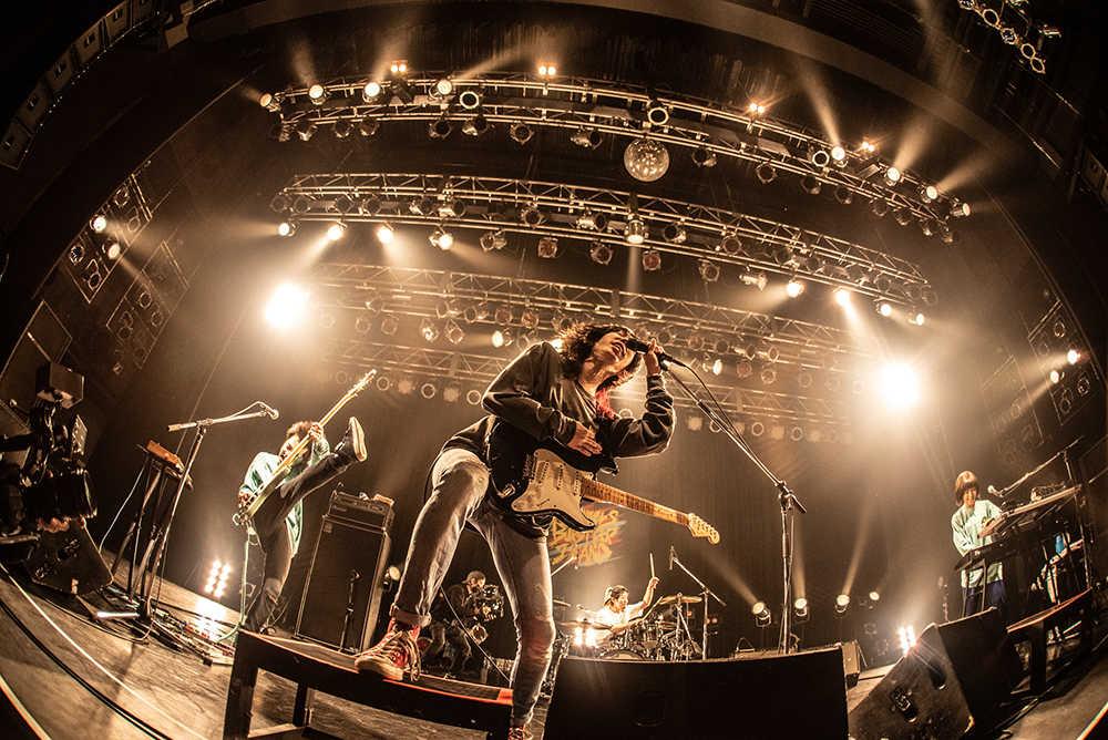 『BURST POP ISLAND TOUR 2020 FINAL』振替公演(Photo by かい)