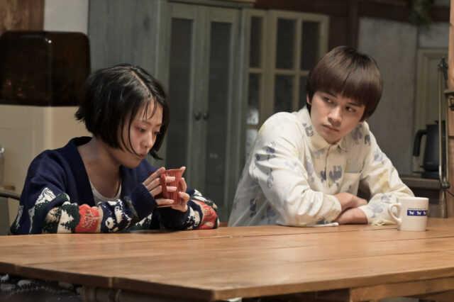 高畑充希(左)と北村匠海 (C)テレビ朝日