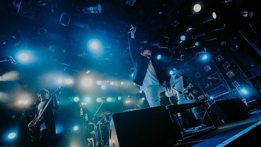 2021年2月17日 at SHIBUYA CLUB QUATTRO(Photo by Kato Shumpei)