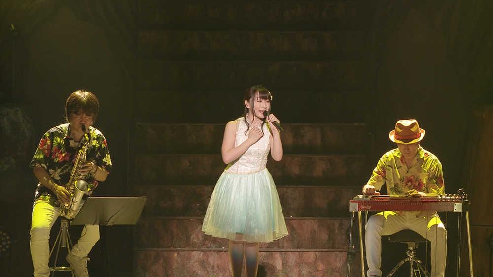 「ひまわり」(NANA MIZUKI LIVE ISLAND 2018 日本ガイシホール)