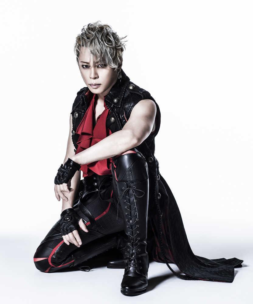 西川貴教 新曲「Judgement」が『Thunderbolt Fantasy 東離劍遊紀3』オープニングテーマに決定