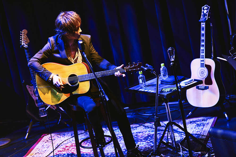 『INORAN 2021 PREMIUM ACOUSTIC LIVE in TOKYO』(Photo by Keiko Tanabe)