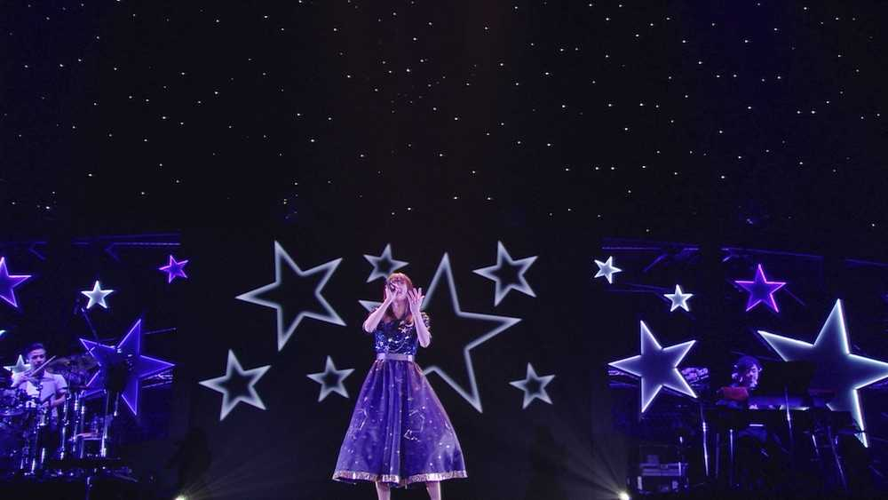「Starlight Museum」ライブ映像(Blu-ray『Inori Minase 5th ANNIVERSARY LIVE Starry Wishes』より)