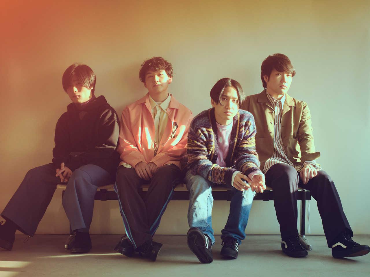 マカロニえんぴつ、大正製薬「コパトーン」CMソングに新曲「八月の陽炎」を書き下ろし!