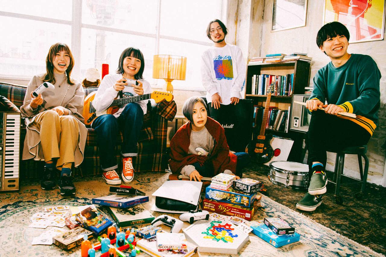 ネクライトーキー、ニューAL「FREAK」リード曲「気になっていく」先行配信決定!「SONAR MUSIC」で解禁!