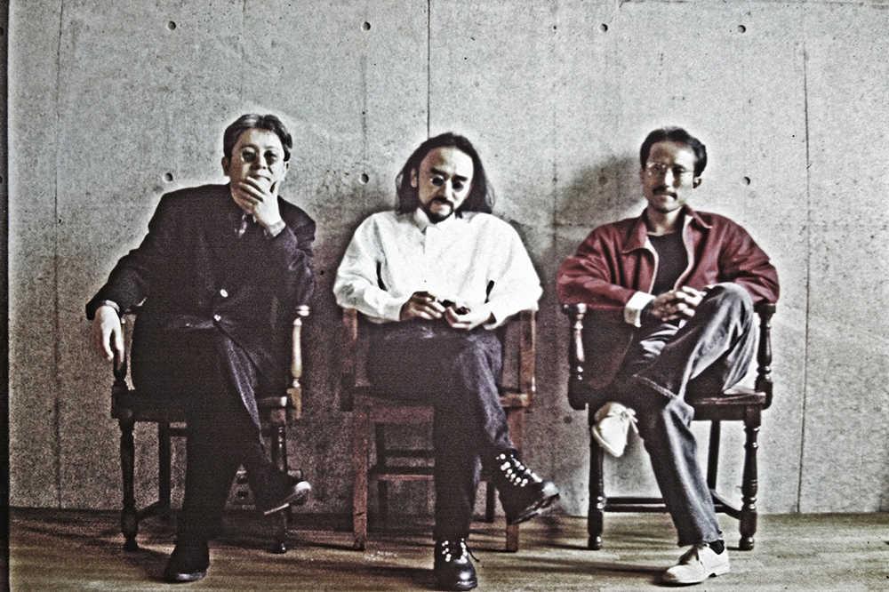 Yohji Yamamoto、THE BEATNIKS(高橋幸宏+鈴木慶一)
