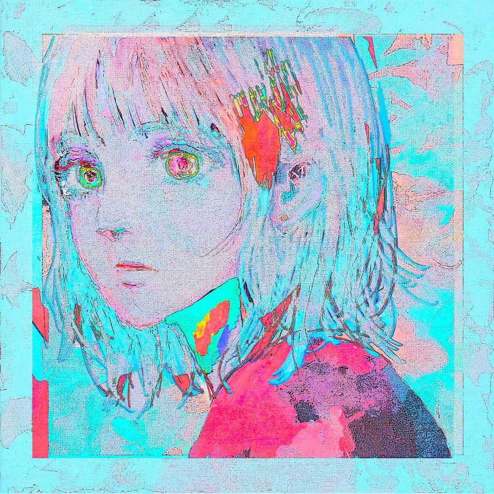 シングル「Pale Blue」 Illustration by 米津玄師