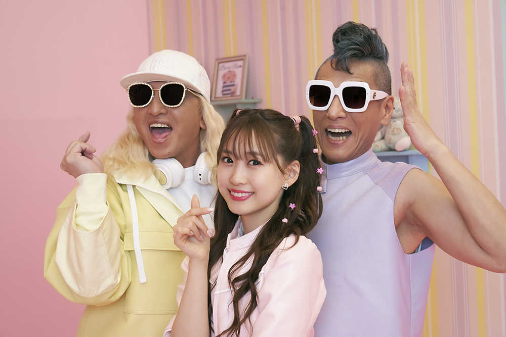 芹澤 優 with DJ KOO & MOTSU『YOU YOU YOU』ダンスMV公開!