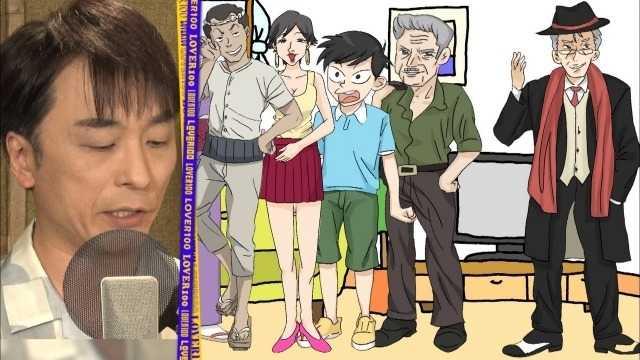 番組では、関智一が15キャラを瞬時に演じ分けるコーナーも