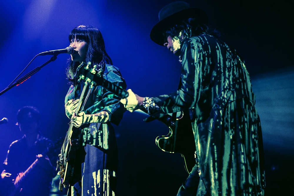『LOVE PSYCHEDELICO 20th Anniversary Tour 2020』2021年5月15日(土)@埼玉・三郷市文化会館