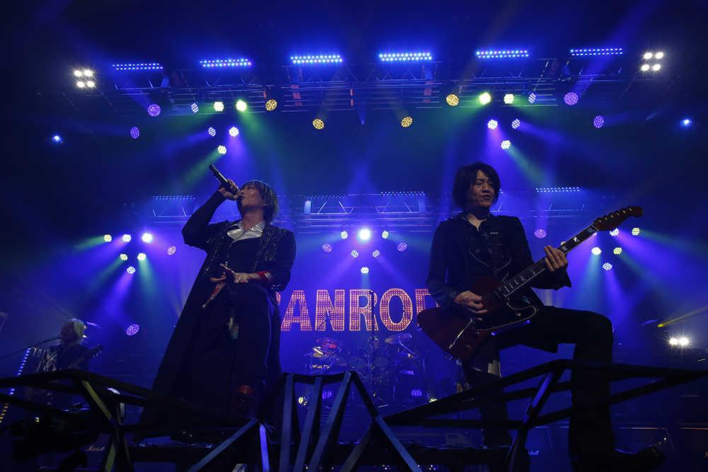 "『GRANRODEO LIVE 2021 ""Rodeo Coaster""』@東京・Zepp Haneda(Photo by キセキミチコ)"