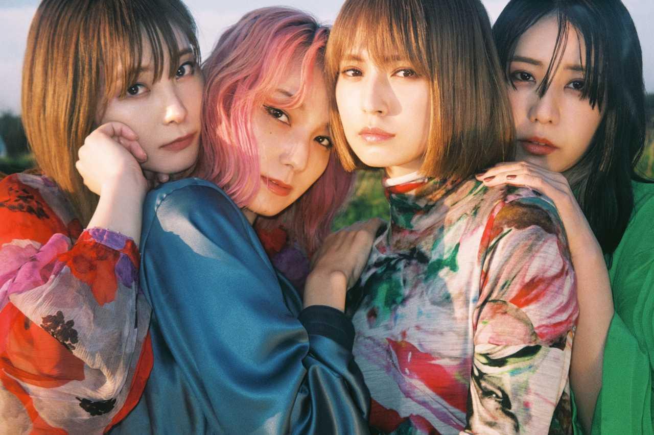 SCANDAL、結成15周年イヤー第2弾シングル「アイボリー」のティザー映像を公開!