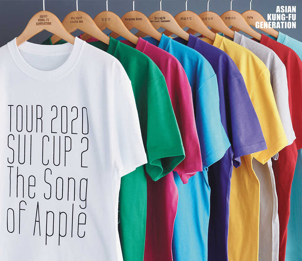 Blu-ray&DVD『映像作品集16巻 Tour 2020 酔杯2~The Song of Apple~』【Blu-ray】
