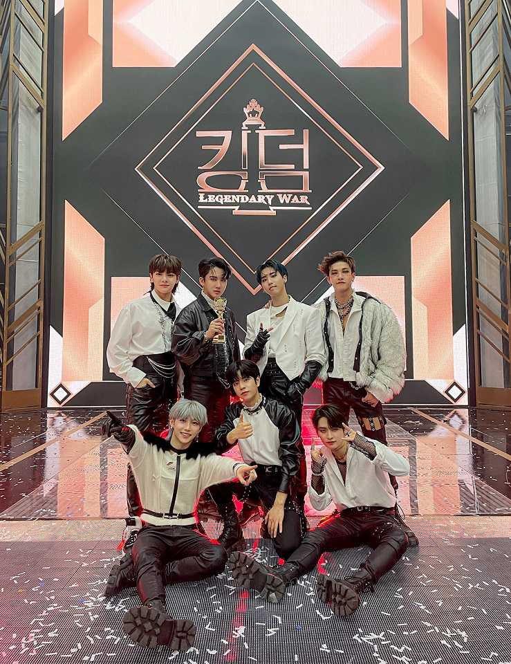 Stray Kids、K-POP界の新たな頂点に!「KINGDOM:LEGENDARY WAR」堂々優勝!
