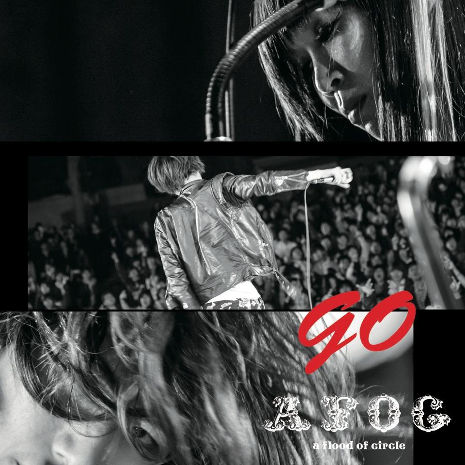 iTunes限定「GO + Live!!! At 日々谷野音」