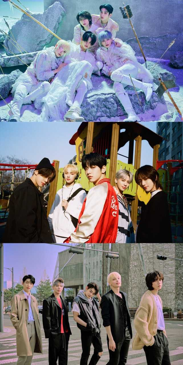 TXT、2ndアルバムリード曲「0X1=LOVESONG (I Know I Love You) feat. Seori」LINE MUSICデイリーチャート6日連続1位!