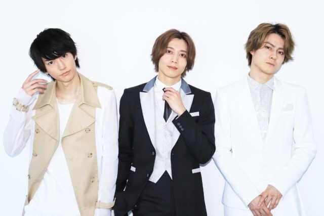 (左から)和田雅成、染谷俊之、松村龍之介