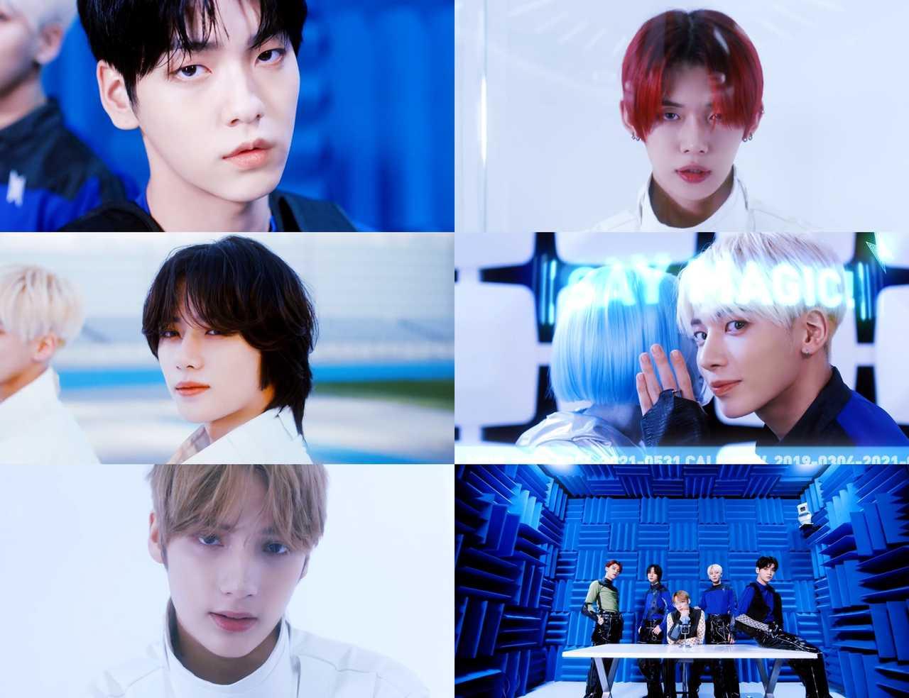 TOMORROW X TOGETHER初の英語曲トレンディーディスコポップ「Magic」MV公開!