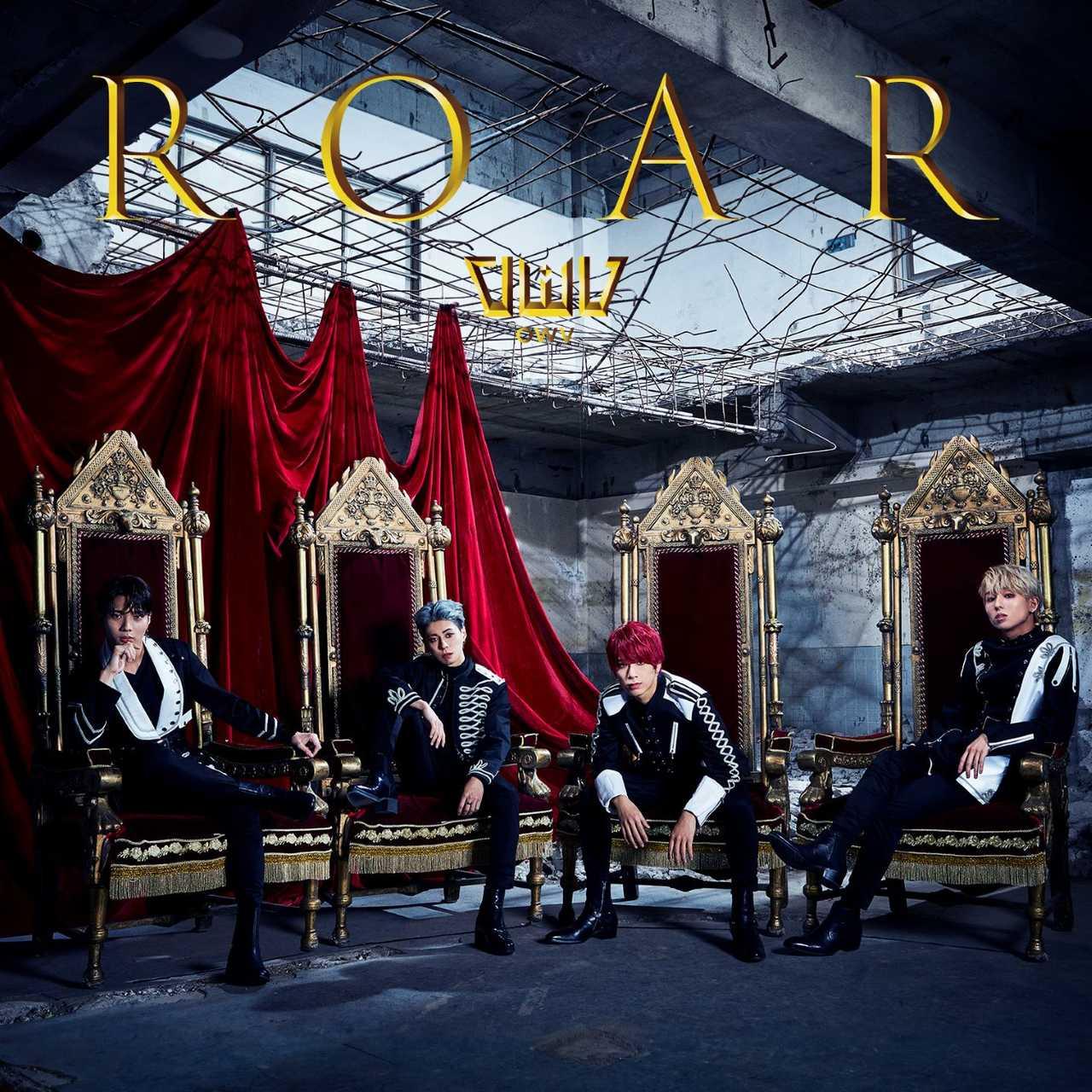 """4人組・次世代ボーイズグループ""""OWV""""、3rdシングル「Roar」のDance Practice Videoを公開!!"""