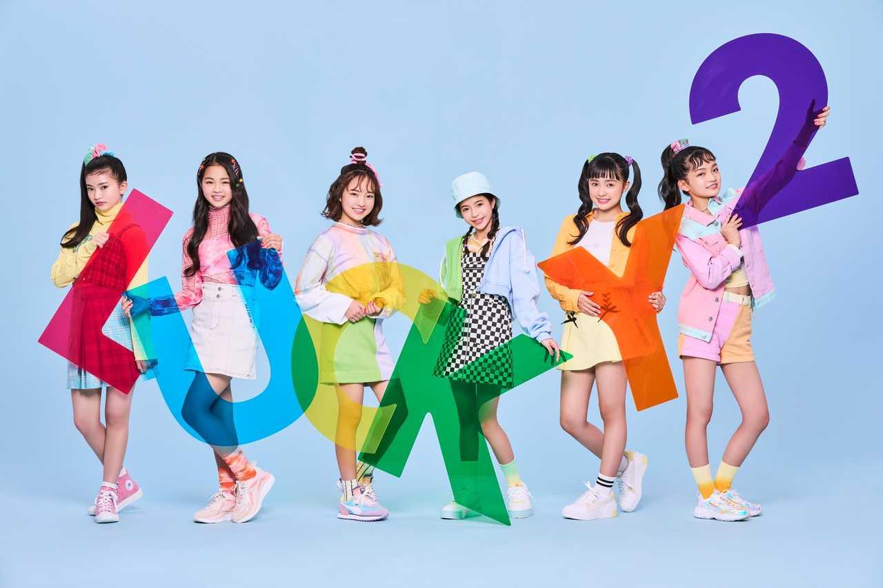 『ガールズ×戦士シリーズ』出演キャストからなる新ガールズ・パフォーマンスグループ「Lucky²」、9/22(水)メジャーデビュー決定!!