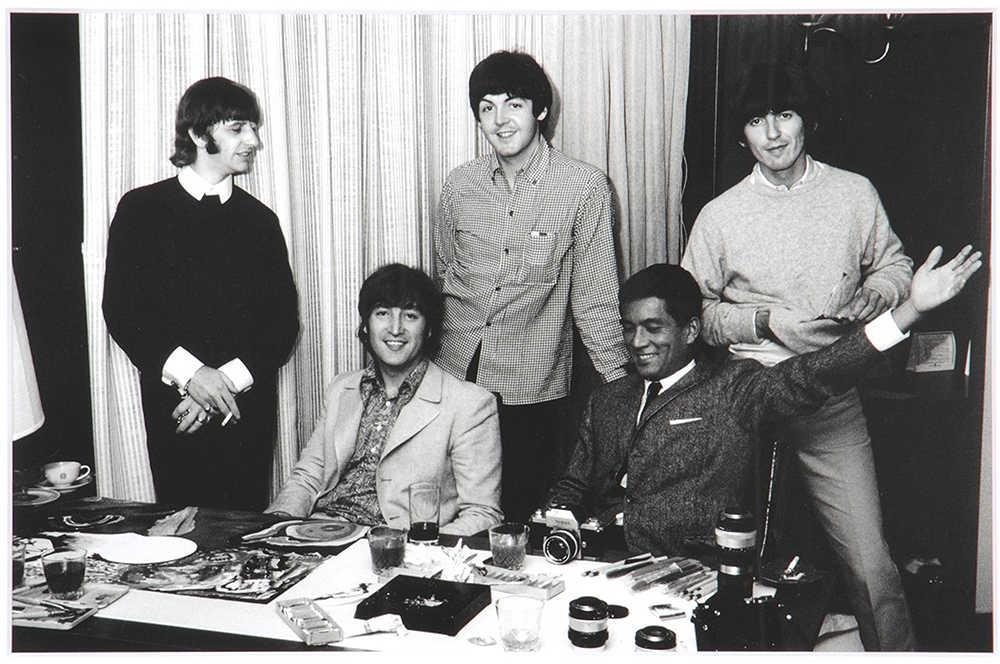 加山雄三とThe Beatles (C)Mr.Roberts