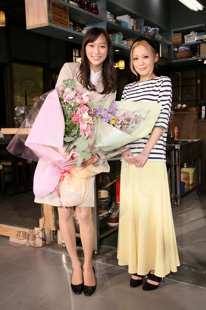 西野カナがドラマ「花咲舞が黙ってない」クランクアップにサプライズ登場