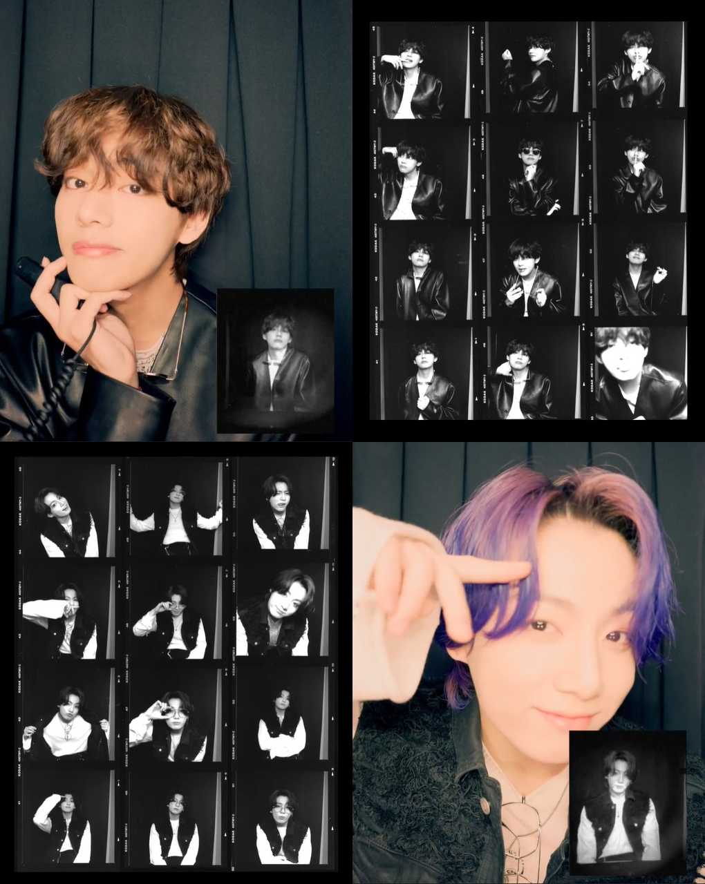 BTS、VとJUNG KOOKによる39秒の新コンテンツ公開!
