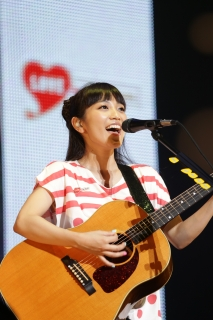 【miwa】6 月12日(木)@『LOVE  in  Action  Meeting  (LIVE)』@日本武道館