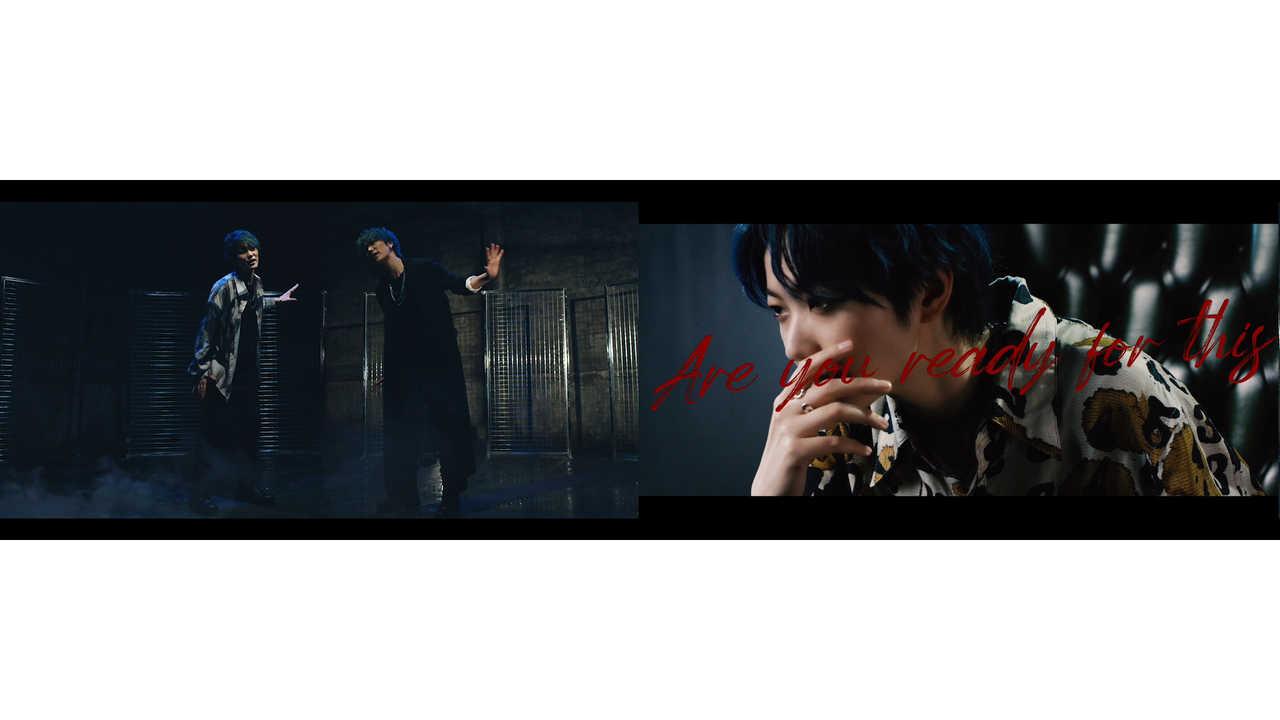「DARKNESS」&「THE CHASER」MVティザー