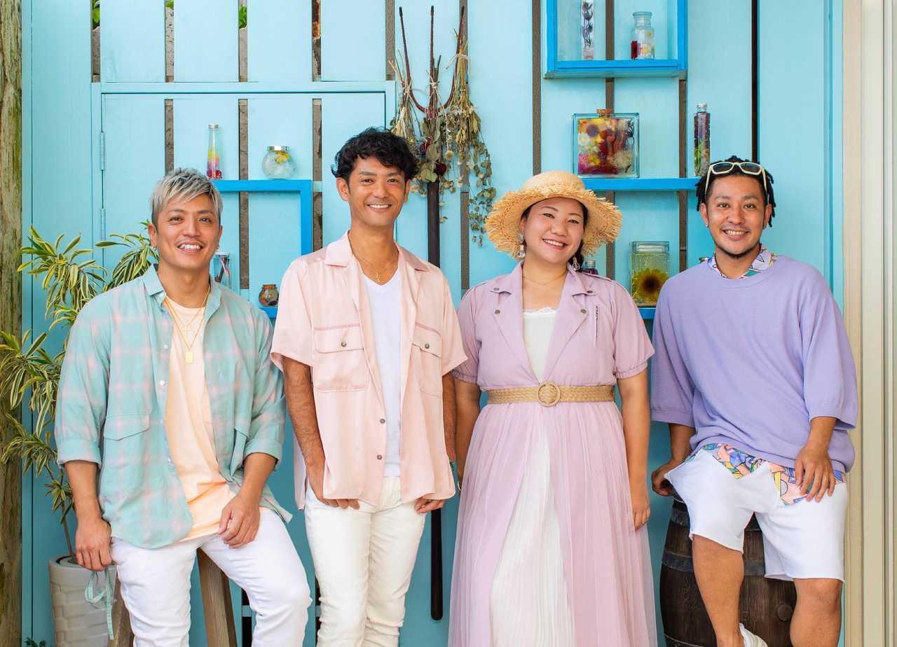 HY(エイチワイ)初めてのサーフRemixアルバム8月25日リリース!