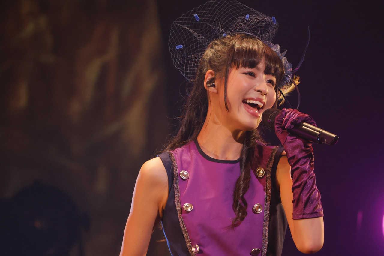 寺嶋由芙 ファンへの恩返しを誓う生誕ライブで来年デビュー日の浅草公会堂公演を発表。