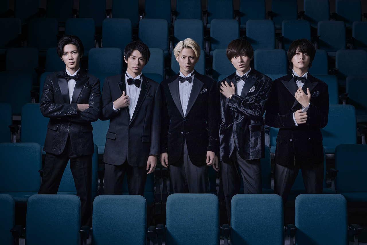 King & Prince、最新アルバム発売を記念して初の生配信が決定!!